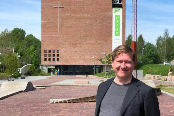 OMA etablerer Spikkestad Områdeforum