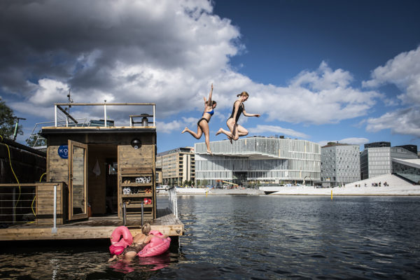 OMA restarter byen med Oslo Urban Week